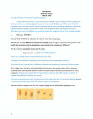 IMM250H1 Lecture Notes - Lecture 8: Analysis Of Variance, Standard Deviation, Quartile