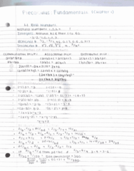 MATH 1 Midterm: Midterm Review Notes - OneClass