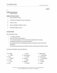 HIS 102 Lecture 1: Western Civ Lecture 1