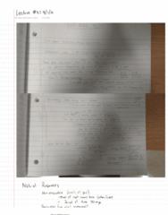 ENR 2100 Lecture 3: Lecture 3 9-1-16