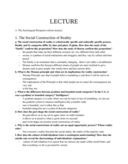 SOCIOL 1 Study Guide - Midterm Guide: Totalitarianism, Uniform Crime Reports, Collective Effervescence