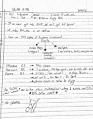 MATH245 Lecture 1: Math245 w1-2