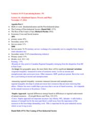 SOCIOL 2R03 Study Guide - Midterm Guide: Brian Mulroney, Sunday School, Lyndon B. Johnson
