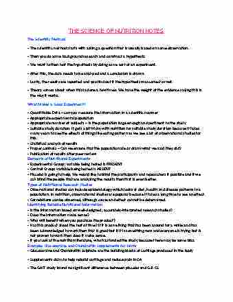 hthsci-3bb3-lecture-1-the-science-of-nutrition-notes