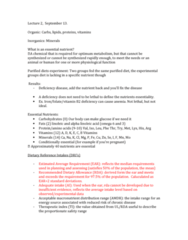 NUTR 3210 Lecture Notes - Lecture 2: Dietary Reference Intake, Malnutrition, B Vitamins