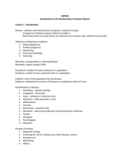 LMP301H1 Lecture Notes - Lecture 1: Hyponatremia, Hyperglycemia, Respiratory Acidosis