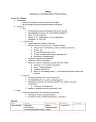 LMP301H1 Lecture Notes - Lecture 15: Bone Pain, Autocrine Signalling, Hypocalcaemia