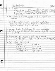 MATH245 Lecture 3: Math245 w1-1