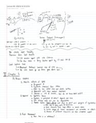 ENR 2100 Lecture 6: Lecture 6 9-8-16 & 9-13-16