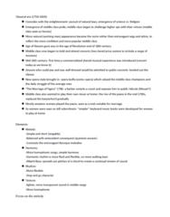 MUS 1301 Lecture Notes - Lecture 7: Concerto Grosso, Sonata Form, Rondo
