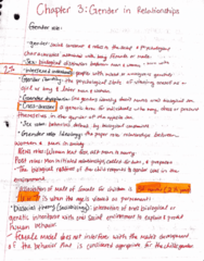 FCS 100 Lecture Notes - Lecture 3: Naruto, Margaret Mead, Usho