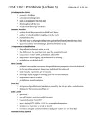 HIST 1300 Lecture Notes - Lecture 9: Edward Blake, John A. Macdonald, Susanna Moodie