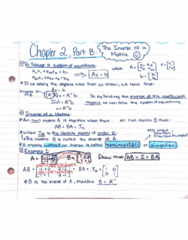 OPRE 3333 Lecture 5: OPRE 3333- Chapter 2, Part B Notes
