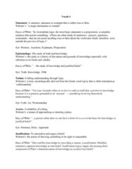 PHIL-UA 1 Lecture Notes - Lecture 4: Perspectivism, Externalism, Panopticism