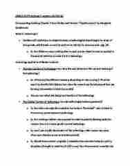 HMED 3075 Lecture Notes - Lecture 2: Anthropomorphism, Genetic Testing, Alterity