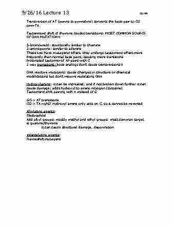 biol-3010-lecture-13-lecture-13
