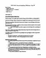 PSYC 3030 Midterm: Neurochem - Exam #1