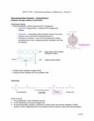 PSYC 3030 Study Guide - Midterm Guide: Resting Potential, Phenelzine, Yohimbine