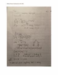 MATH 3721 Lecture 8: Modus Ponens Continues Jan 29