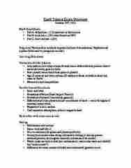 ISCI 1A24 Study Guide - Final Guide: Radiometric Dating, Continental Crust, Oceanic Crust
