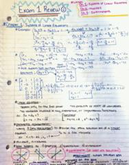 OPRE 3333 Midterm: OPRE 3333- Exam 1 Review