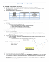 PSY 3105 Lecture Notes - Lecture 4: Twin Study, Silent Treatment, Midlife Crisis