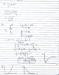 PHY 11 Lecture 11: Drag