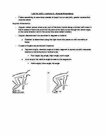 lifesci-3j03-lecture-8-angular-kinematics