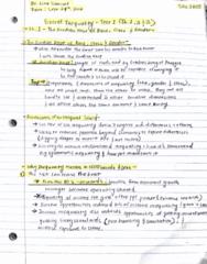 SOCIOL 2R03 Quiz: Test 1 Study Guide