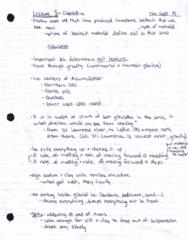 AGR 2320 Lecture 5: Glaciation