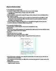 ECON 110 Chapter Notes - Chapter 5: Price Ceiling, Price Floor, Economic Equilibrium