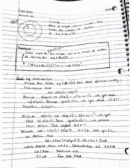 MATH245 Lecture 16: Math 245 (10-10)