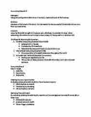 ACTG 1P91 Chapter Notes - Chapter 5: International Financial Reporting Standards, Financial Statement, Financial Audit