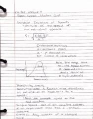 CIV 305 Lecture 4: CIV 305 Lecture 4