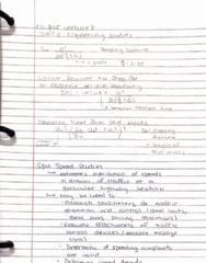 CIV 305 Lecture 3: CIV 305 Lecture 3