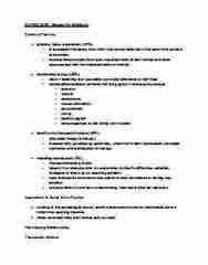 SOCWK 220R Midterm: Review Midterm I