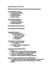 MGMT 4000 Lecture Notes - Lecture 5: Strategos, Organizational Learning, Pest Analysis