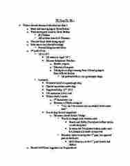 HIST 110 Lecture Notes - Lecture 4: Industrial Workers Of The World, Letter Bomb, Espionage Act Of 1917