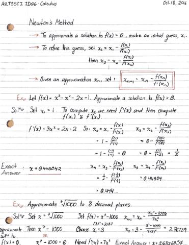 artssci-1d06-lecture-19-1d06-lecture-newton-s-method-l-hospital-s-rule-oct-18-lecture-