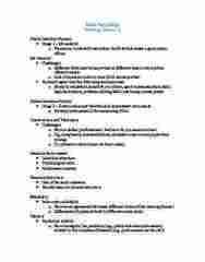 PSYC 2400 Study Guide - Midterm Guide: Eyewitness Memory, Publication Ban, Eyewitness Identification