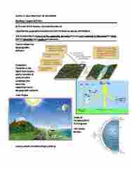 Geography 2320A/B Study Guide - Midterm Guide: Heat Sink, Orographic Lift, Biogeography