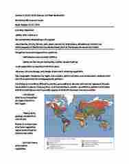 Geography 2320A/B Study Guide - Midterm Guide: Moraine, Podzol, Introduced Species