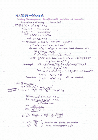 matb44h3-lecture-6-week-6-homogeneous-equations-abel-s-formula-and-variation-of-parameters-for-inhomogeneous-equations