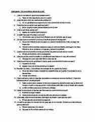 SPAN455 Study Guide - Quiz Guide: El Problema, Busca, Salen Ligand