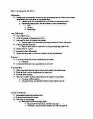 IST 352 Lecture Notes - Lecture 4: Enterprise Resource Planning, Open-Source Software, Peoplesoft