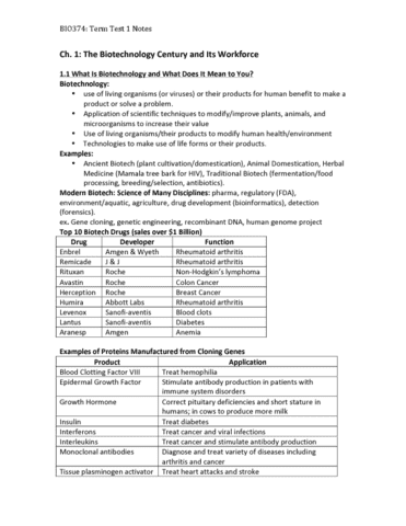 bio409h5-quiz-bio374-test-1-study-notes
