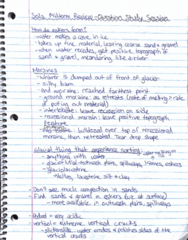 AGR 2320 Midterm: Soils Sci Midterm Review Study Session Notes