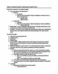 HLTB15H3 Chapter Notes - Chapter 2: Rigour, Internal Validity, Symbolic Interactionism