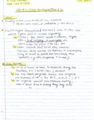 SOCIOL 2R03 Quiz: Test 2 Study Guide