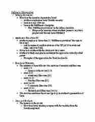 BIBL 101 Lecture Notes - Lecture 10: Book Of Leviticus, Pesher